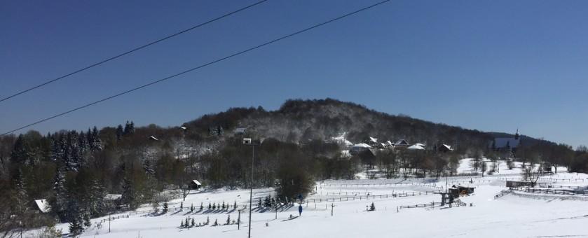 fél méter hó április 20-án